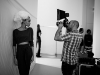 Backstage at Junko Shimada Paris Fashion Week