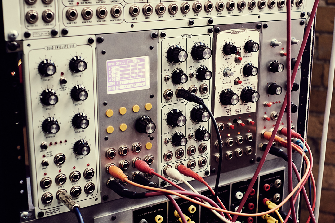 Modcan Analog Synth Modules