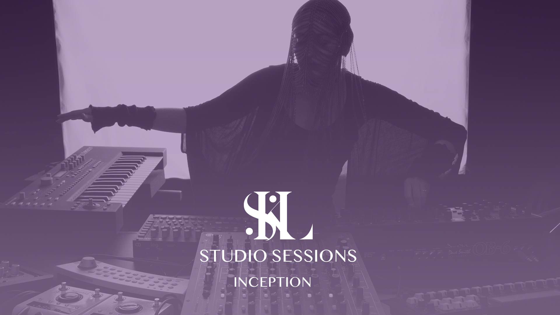 "Studio Session 02 ""Inception"" w/ OB6, Elektron Analog Keys & Cirklon"