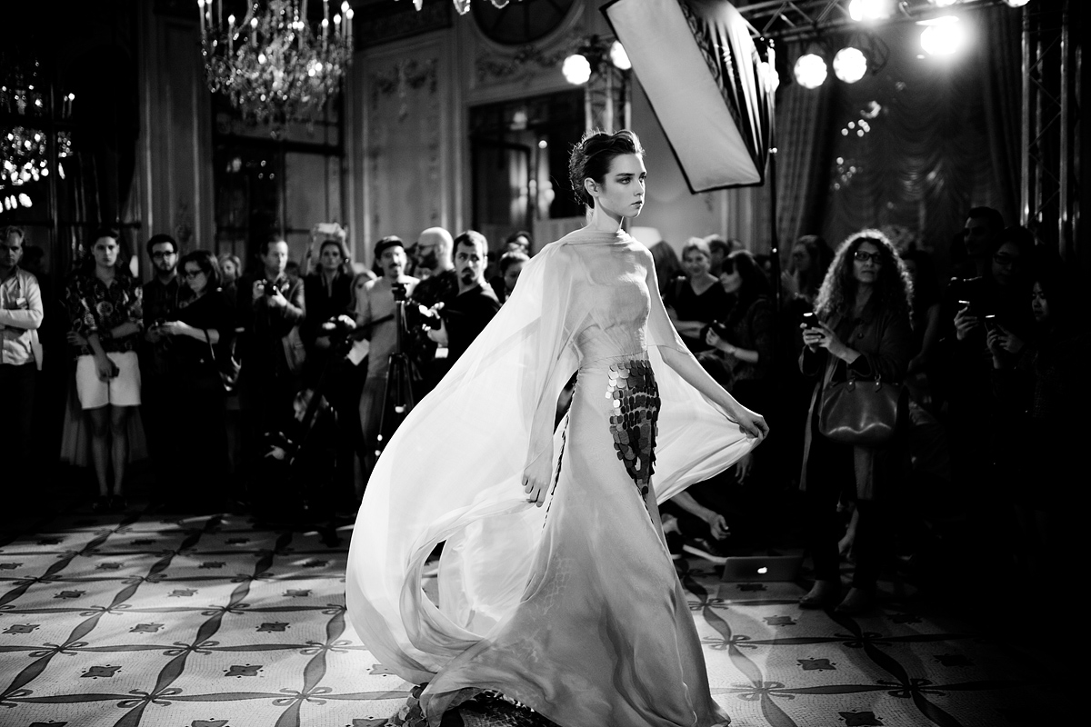Ram Al Ali Haute Couture Show July 2013